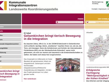 Kommunale Integrationszentren